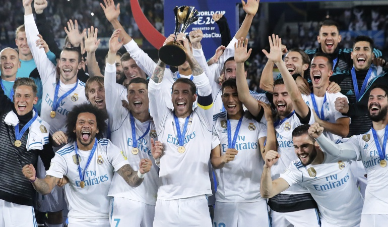 Barcelona Real Madrid Mundial Clubes 24 equipos: Barcelona y Real Madrid respaldan Mundial de Clubes de 24 equipos