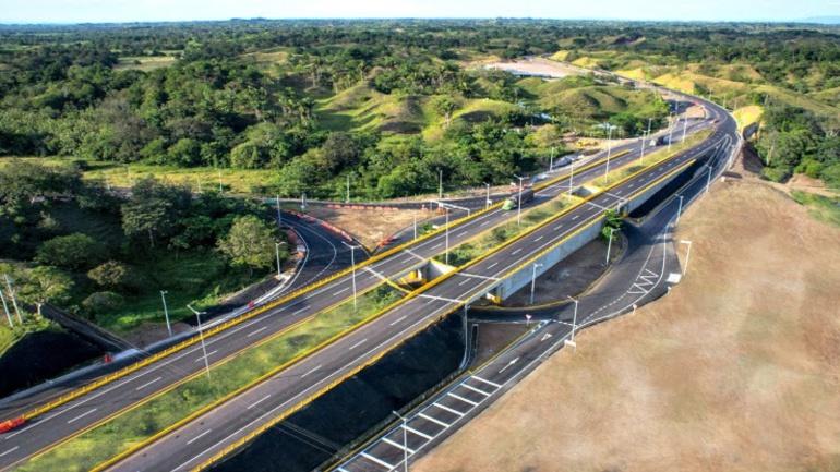 Ruta del Sol II: Gobierno destina $400.000 millones para continuar obras de Ruta del Sol II
