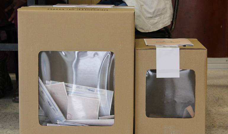 Elecciones presidenciales Colombia 2018: Registraduría en Boyacá acreditó más de 2.800 testigos electorales