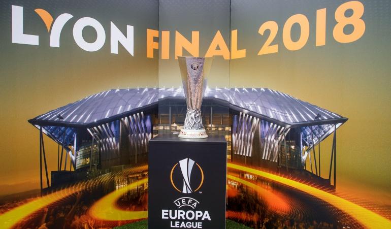 Marsella Atlético de Madrid: Marsella y Atlético de Madrid, por el título de la Liga de Europa en Lyon