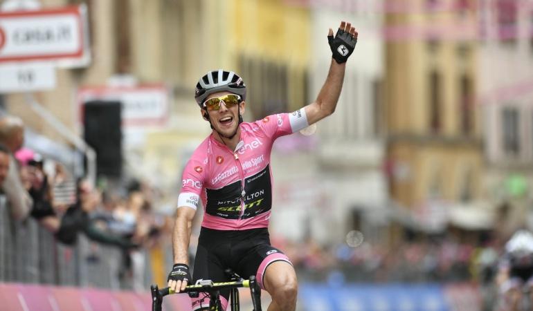 Simon Yates Giro de Italia: Golpe de autoridad: Simon Yates se impone en la etapa 11 del Giro de Italia