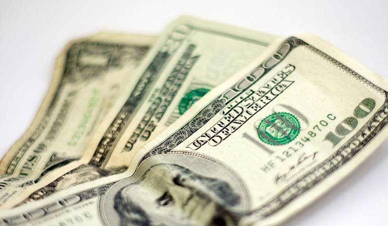 Precío del dólar: Dólar en Colombia se acerca nuevamente a los $ 2.900