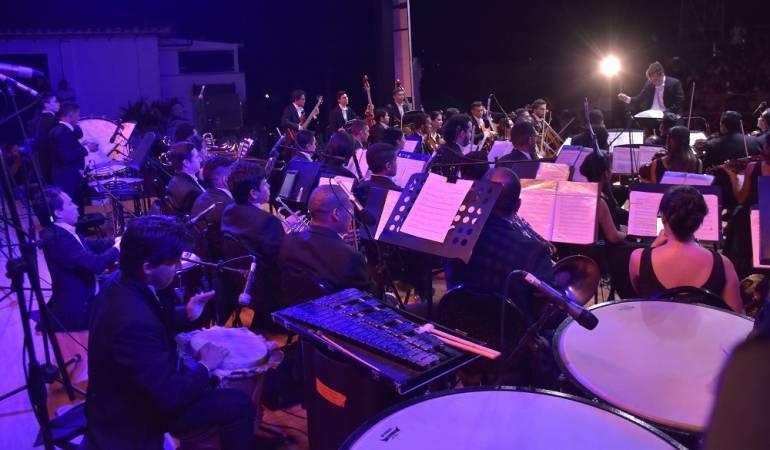 Orquesta Sinfónica de Bolívar