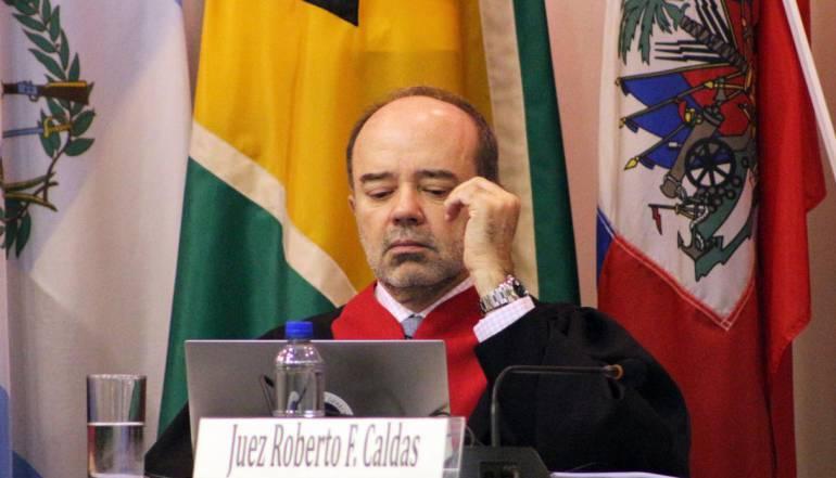 violencia intrafamiliar: Juez de la CIDH es acusado de maltrato intrafamiliar