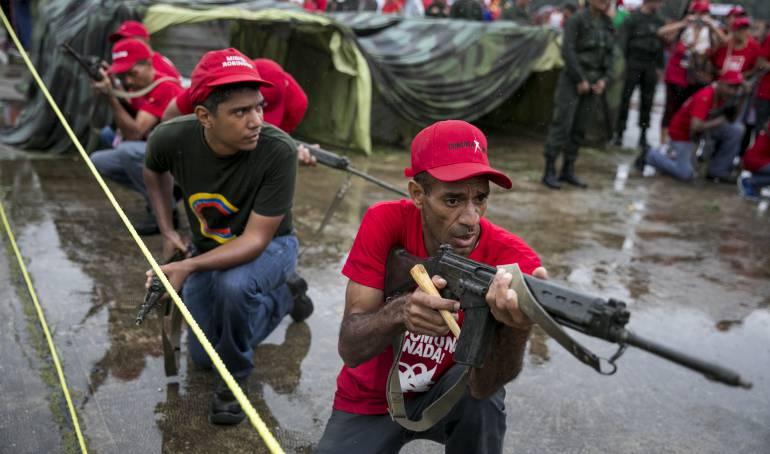 """Venezuela: ¿Un Estado mafioso?"": Venezuela ""Estado mafioso"" por crimen organizado en Gobierno, dice estudio"