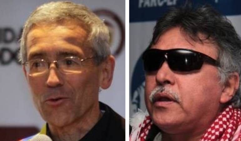 Comisión de la Verdad pide a Santrich suspender huelga de hambre