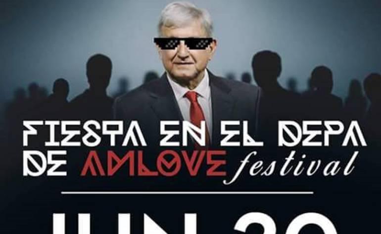 Fiesta Viral Facebook López Obrador: La fiesta en casa de candidato mexicano que se volvió viral