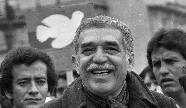 Donan la colección personal de libros de García Márquez
