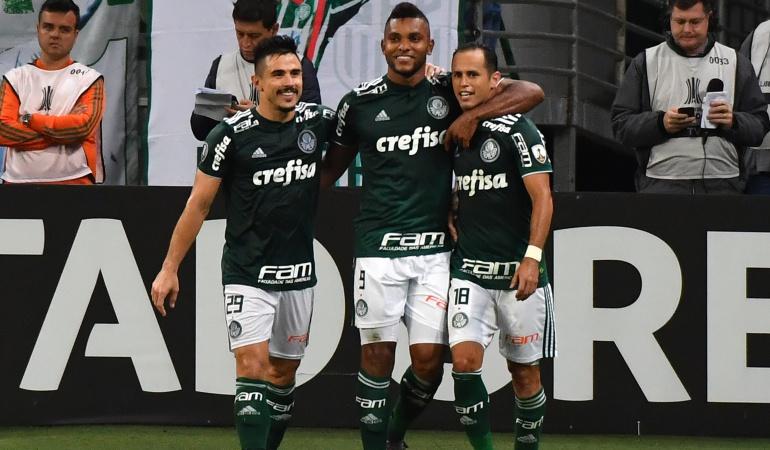 Junior tenía que ganarle a Boca en Barranquilla — Miguel Ángel Borja