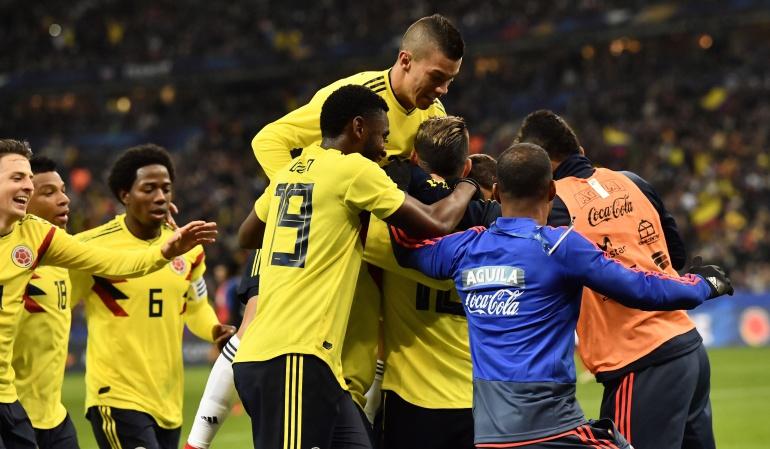 Selección Colombia Óscar Murillo Santiago Arias Rusia 2018: Ya son tres los concentrados de la Selección en Bogotá