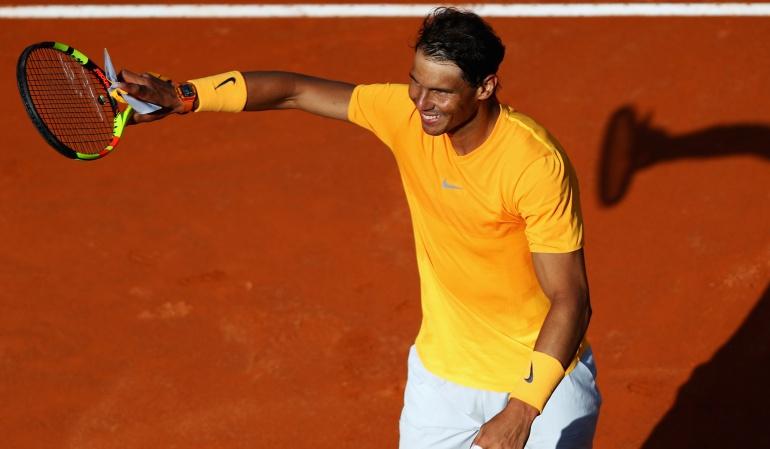 Rafael Nadal: Nadal venció a Shapovalov y se instaló en cuartos de final en Roma