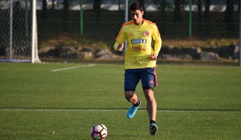 Stefan Medina: Stefan Medina es el primer descartado de la Selección para el Mundial