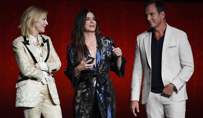 Sandra Bullock adjudica su belleza a los 'faciales de penes'