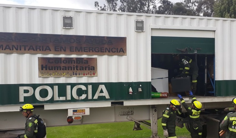 Hidroituango: Piden activar plan de contingencia de riesgos laborales en Hidroituango