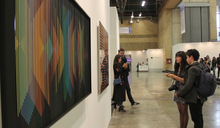 Artbo fin de semana: Prográmese con #ARTBOFds y viva el circuito de arte en la capital