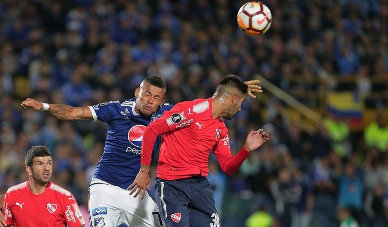 Millonarios Vs Independiente: Millonarios igualó con Independiente y complicó seriamente su clasificación
