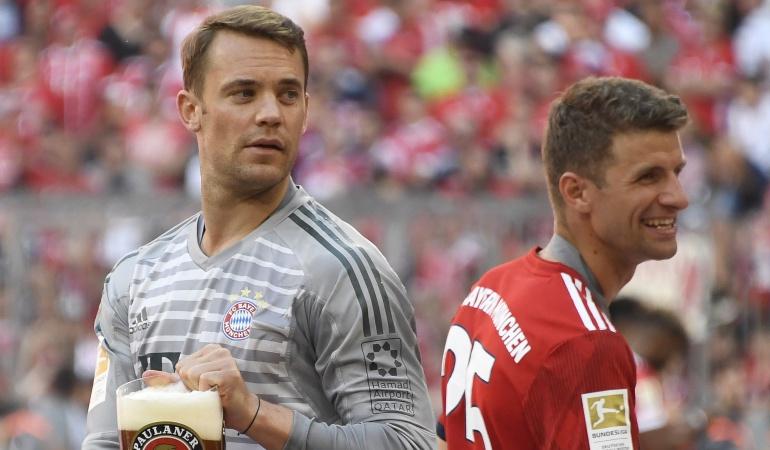 Neuer Bayern: Neuer vuelve a la convocatoria del Bayern tras ocho meses de ausencia