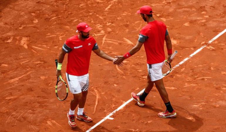Cabal y Farah se instalaron en la semifinal del Masters 1000 de Roma