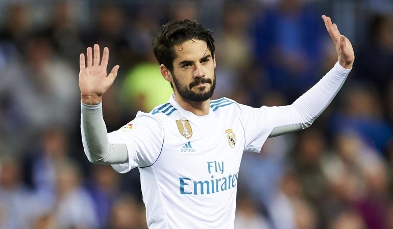 Isco Alarcón Real Madrid: Espero seguir creciendo en el Real Madrid: Isco Alarcón