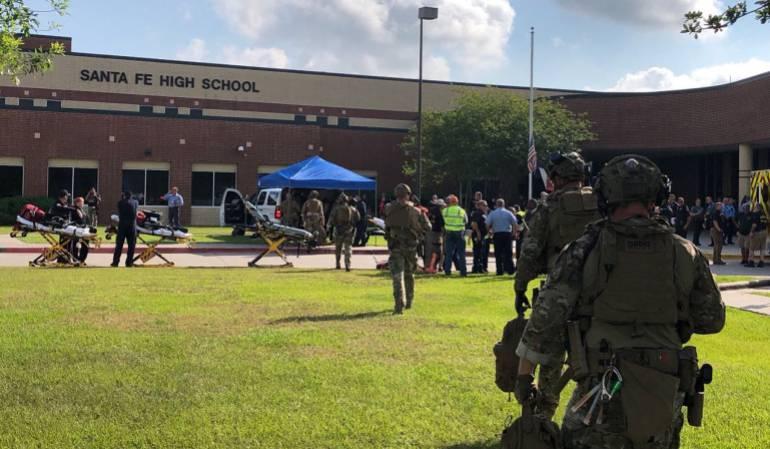 tiroteos: Joven de 17 años, el responsable del tiroteo en Texas