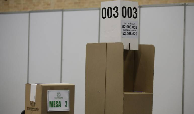 MOE Elecciones Colombia: MOE pide plan de contingencia para elecciones en municipios afectados