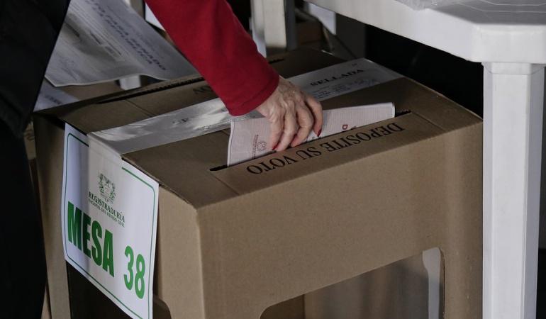 Elecciones Presidenciales Votaciones Presidenciales En El Exterior Comienzan El Lunes