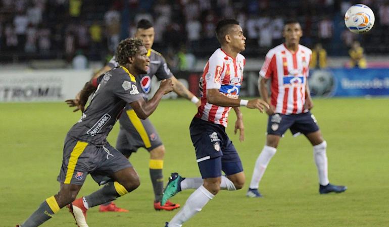 Medellín DIM Junior Liga Águila cuartos de final: Con la serie a su favor, Medellín recibe al Junior en busca de la semifinal