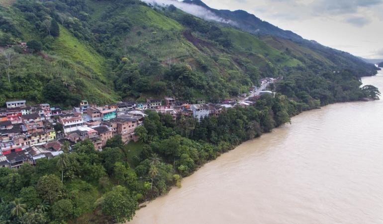 Emergencia Hidroituango: Alerta de evacuación por incremento del caudal en el río Cauca