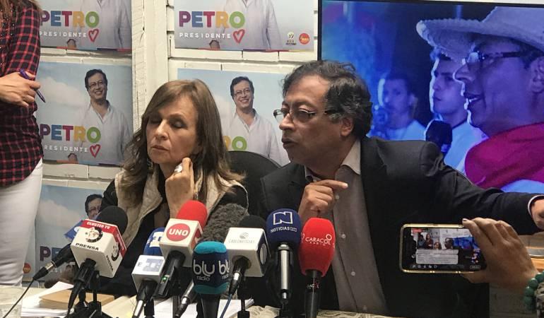 Elecciones Colombia: Gustavo Petro asegura que Registraduría hará fraude en las presidenciales