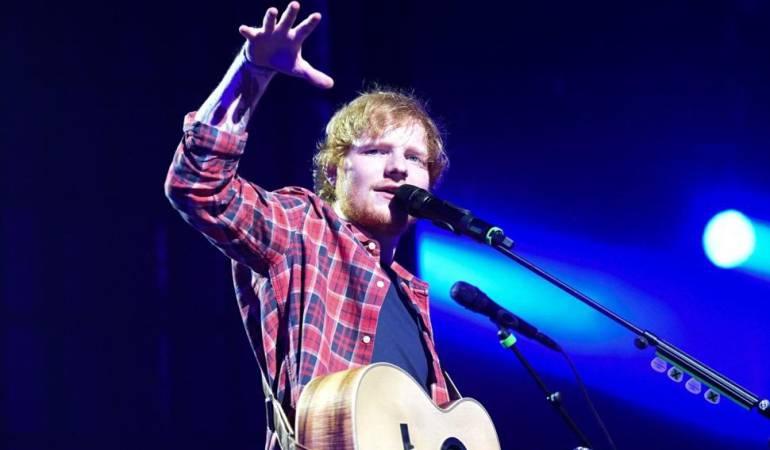 Ed Sheeran, el ganador de la noche en los premios Billboard