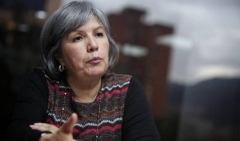 Patricia Linares Prieto, presidente de la Jurisdicción Especial para la Paz.