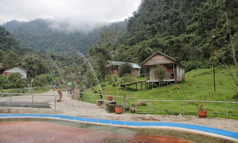 Santa Rosa de Cabal, Risaralda.