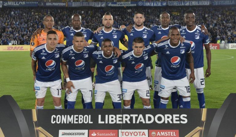 Millonarios 12 horas Río Janeiro: Después de 14 horas, Millonarios aterrizó en Sao Paulo