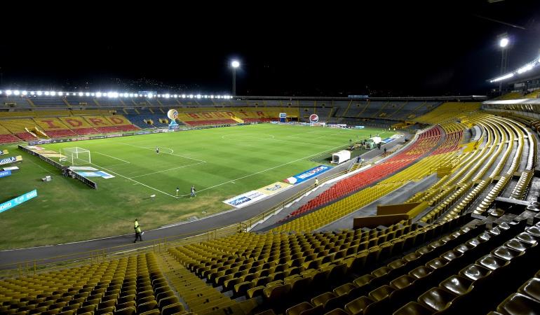 Atlético Huila jugará en el Campín: Huila jugará de local en El Campín ante Nacional
