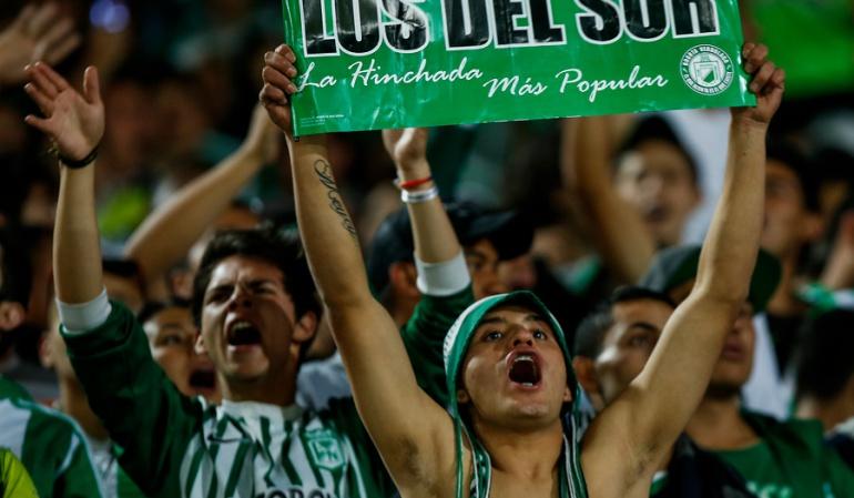 Semifinalistas Liga Águila tribuna sancionada: Nacional, Huila y Medellín tendrán una tribuna sancionada en semifinales