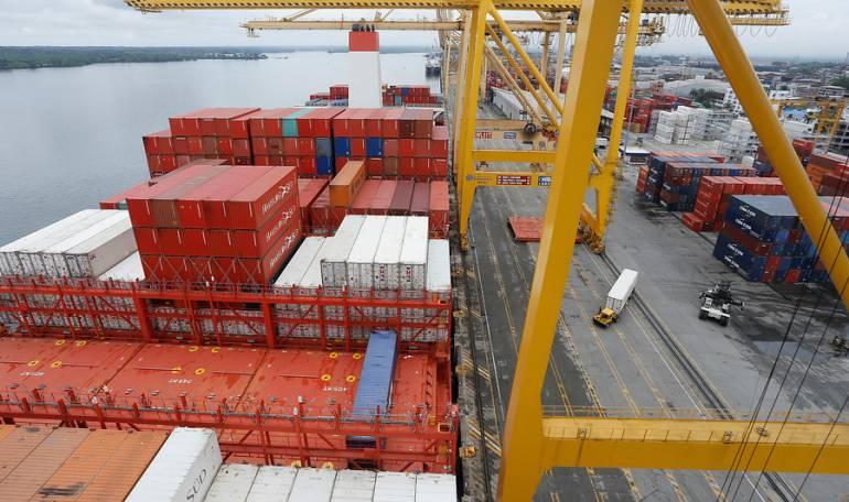 puerto de Barranquilla: Listo contrato para dragado del canal de acceso al puerto de Barranquilla
