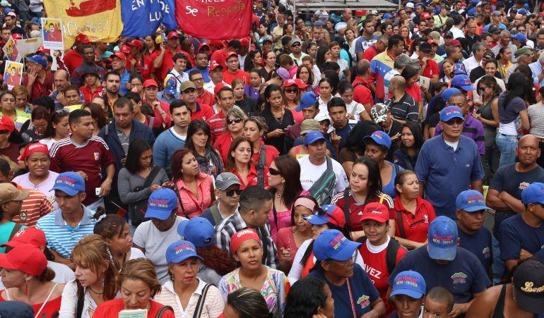 En vídeo: En Venezuela el hambre pudo más que el respeto