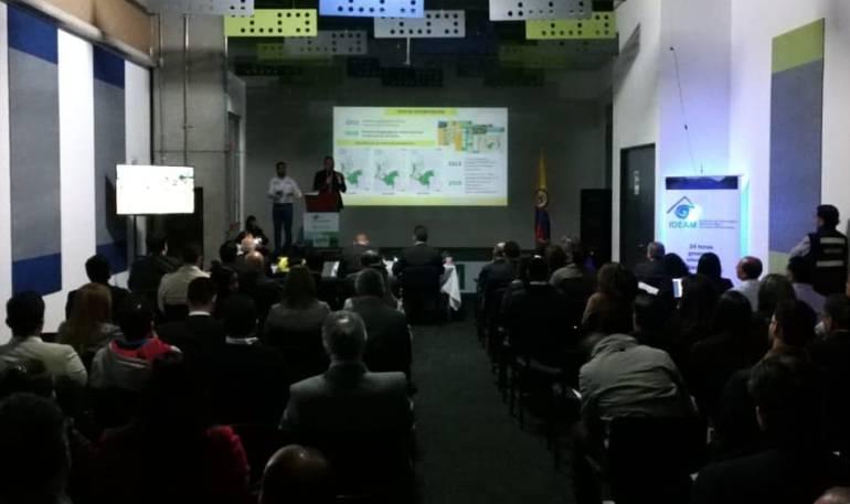 Ideam: El IDEAM rindió cuentas a los colombianos