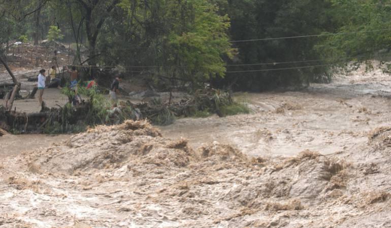 Temporada de Lluvias: Temporada de lluvias ya deja más 7.000 familias damnificadas