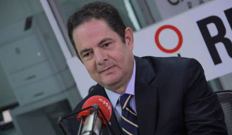 Acuerdo Conservadores Germán Vargas: Conservadores firman acuerdo programático con Germán Vargas Lleras