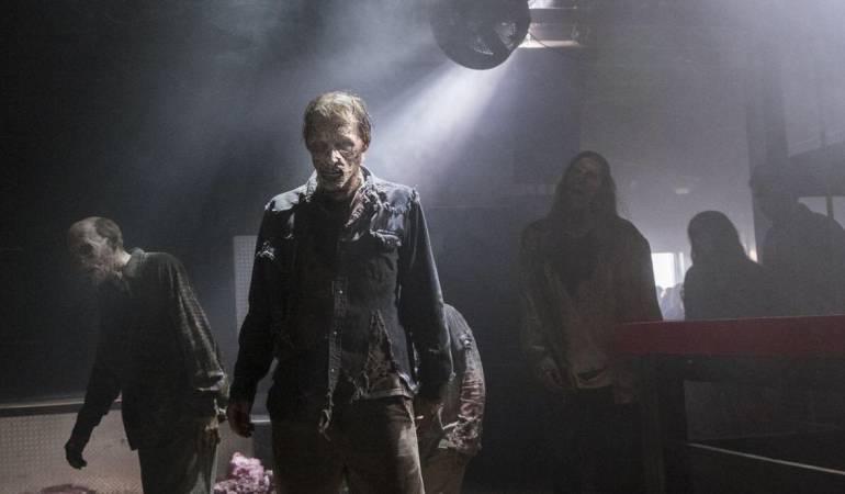 Imagen de la serie The Walking Dead