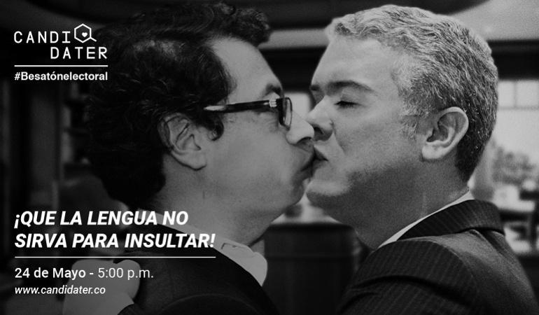 Elecciones presidenciales Colombia: ¡No más polarización es hora de la Besatón Electoral!
