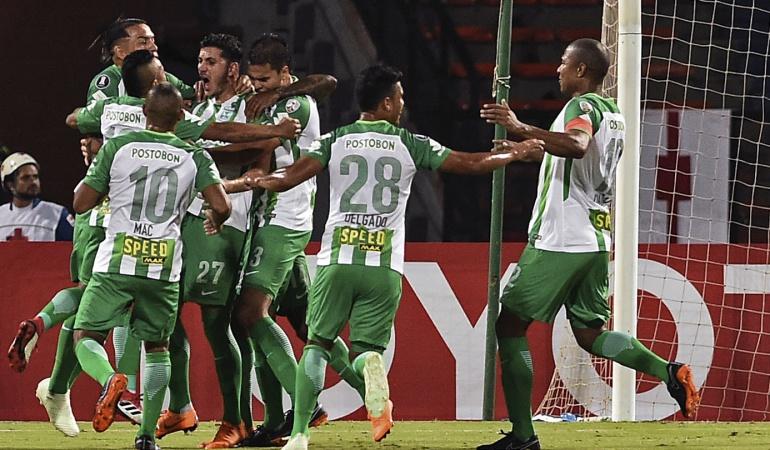 Atlético Nacional Colo Colo: Nacional buscará el pase a octavos de Libertadores ante su hinchada