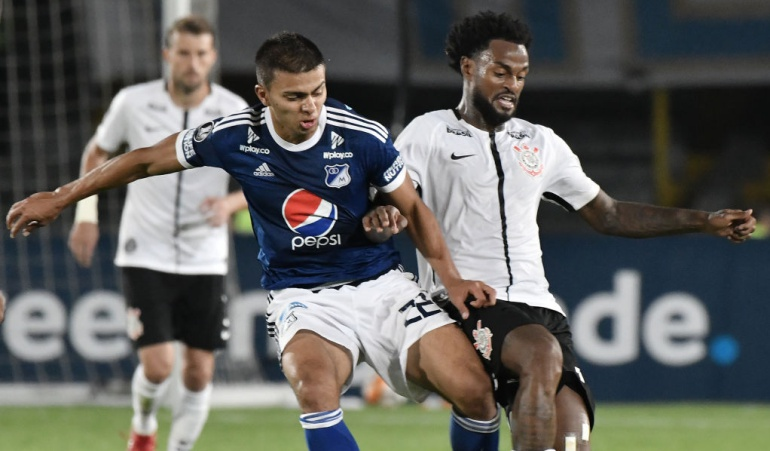 Millonarios Corinthians Copa Libertadores: Millonarios, en busca del todo o nada en Brasil