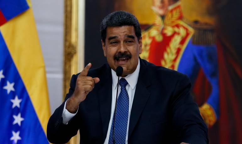 Frontera con Venezuela: Maduro acusó a Santos de buscar un conflicto bélico en la frontera