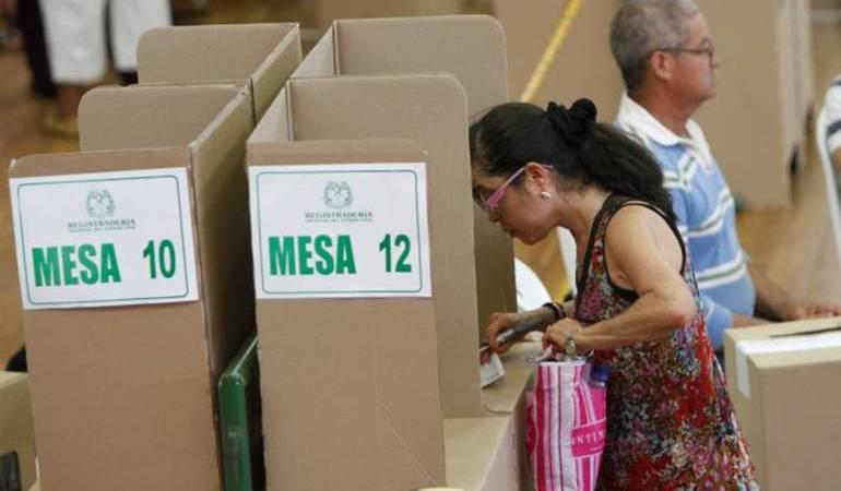 Organización electoral entrega nuevas garantías para las presidenciales