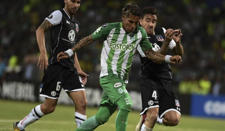 Nacional Vs Colo Colo: En un partido discreto Nacional aseguró su cupo a octavos de Libertadores