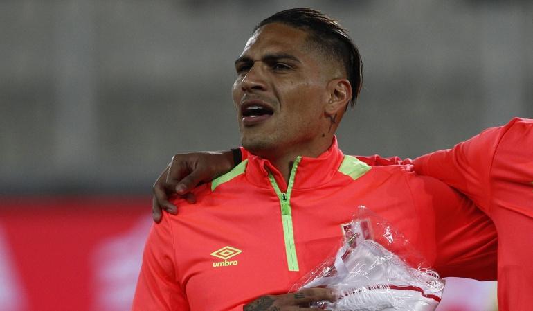 Paolo Guerrero Mundial Rusia 2018: Guerrero apela ante un tribunal suizo la sanción que lo dejaría sin Mundial