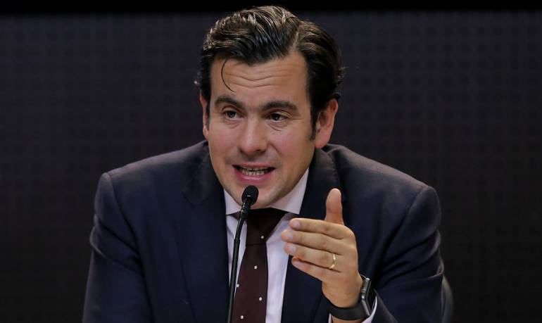 Rodrigo Lara Bonilla, senador del Cambio Radical