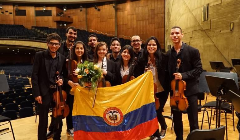 Convocatorias música: Filarmónica Joven de Colombia abre convocatoria para nuevos talentos